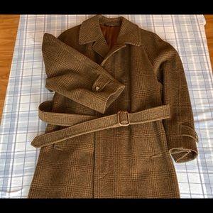 Joseph Abboud Alpaca Blend Overcoat 38R